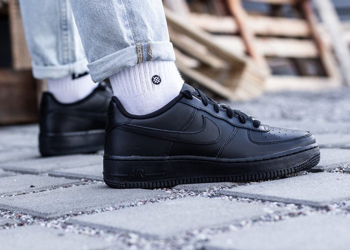 Nike Air Force One 1 GS (314192-009)