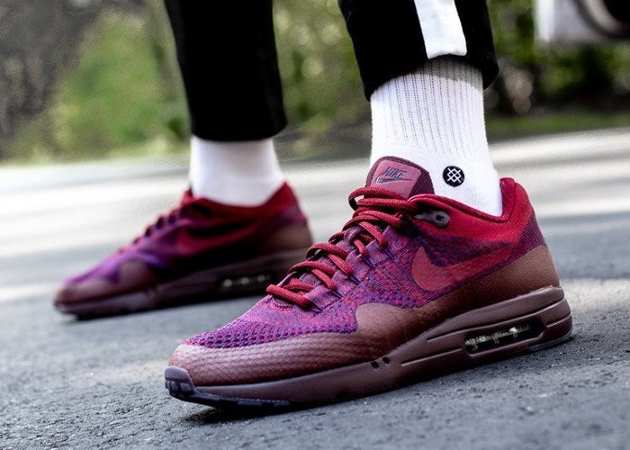 Nike Air Max 1 Ultra Flyknit (856958-566)