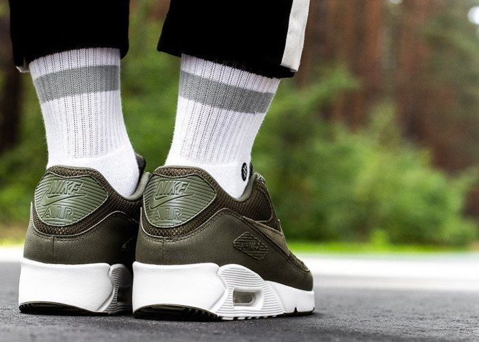 Nike Air Max 90 Ultra 2.0 Leather (924447-300)